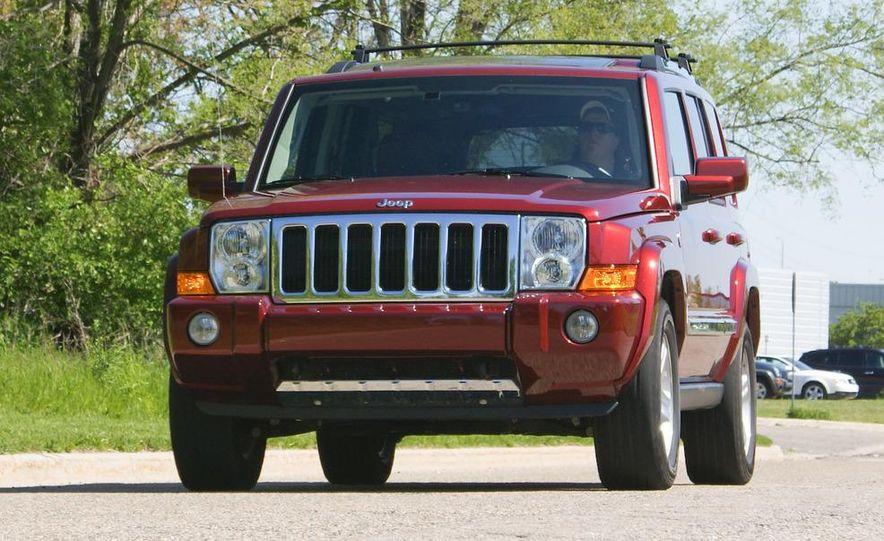 2009 Jeep Commander Limited - Slide 13