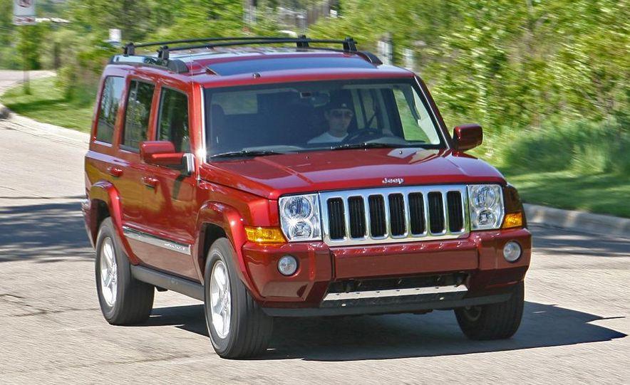 2009 Jeep Commander Limited - Slide 15