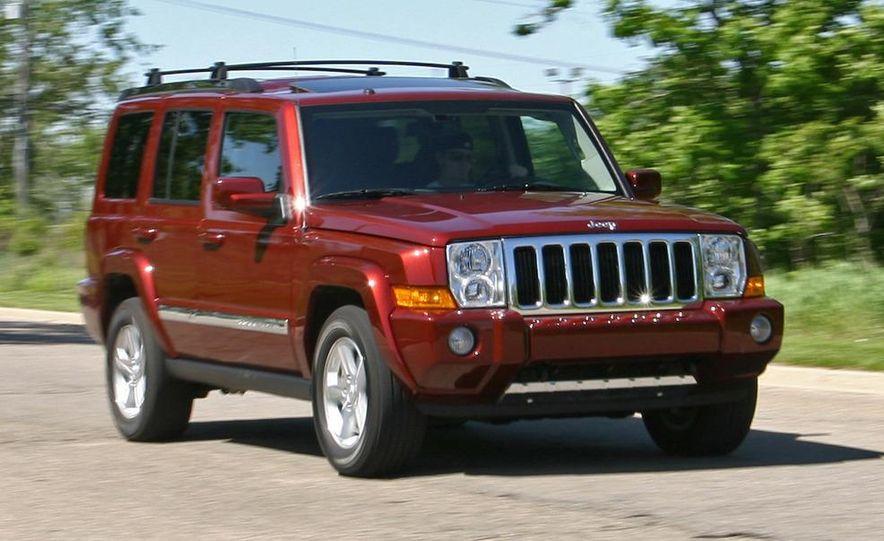 2009 Jeep Commander Limited - Slide 16
