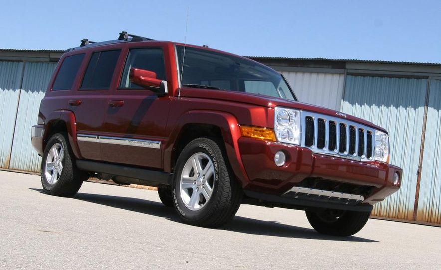 2009 Jeep Commander Limited - Slide 20