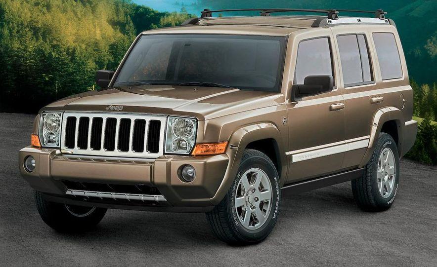2009 Jeep Commander Limited - Slide 27