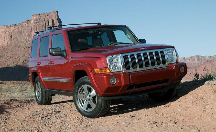 2009 Jeep Commander Limited - Slide 29