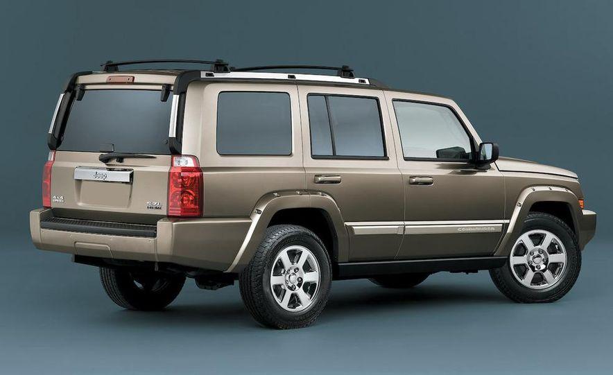 2009 Jeep Commander Limited - Slide 30