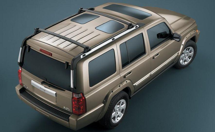 2009 Jeep Commander Limited - Slide 31
