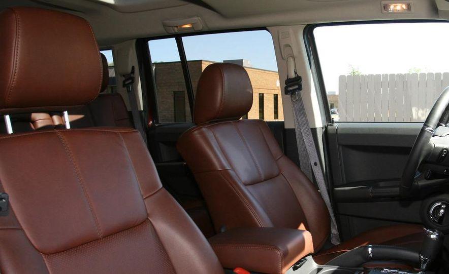 2009 Jeep Commander Limited - Slide 45