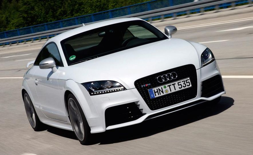 2010 Audi TT RS coupe - Slide 22