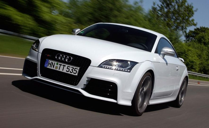 2010 Audi TT RS coupe - Slide 23