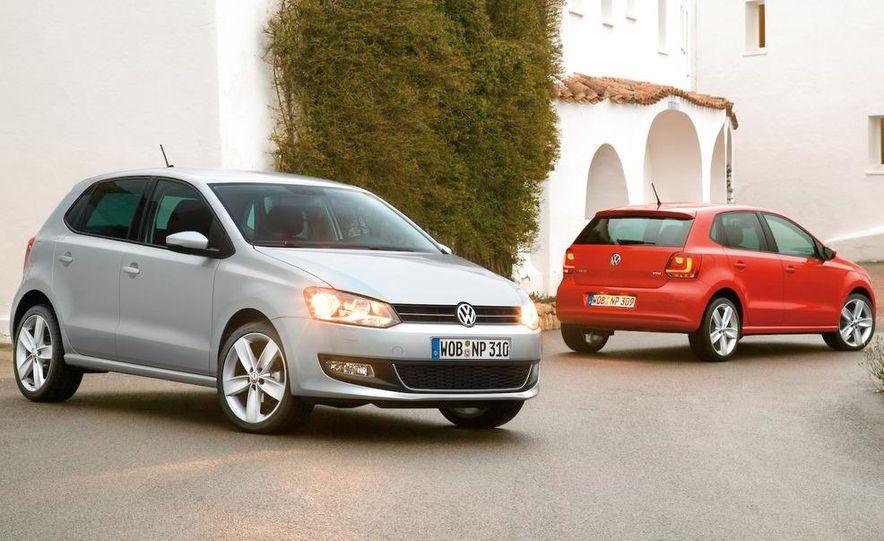 2009 Volkswagen Polo - Slide 11
