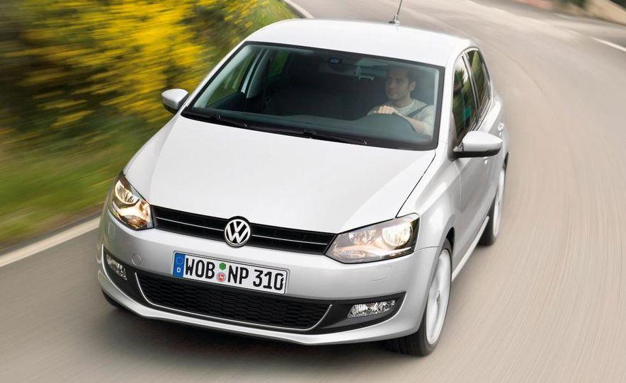 2009 Volkswagen Polo - Slide 1