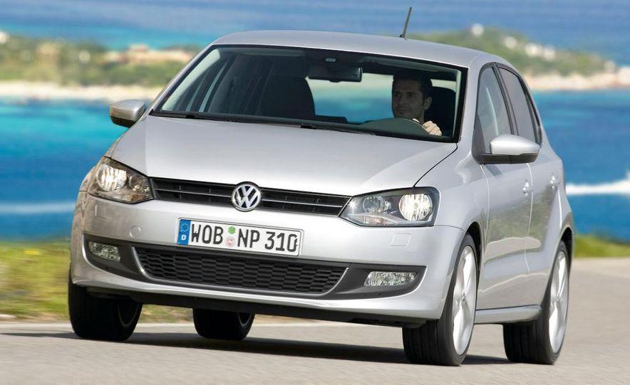 2009 Volkswagen Polo - Slide 7