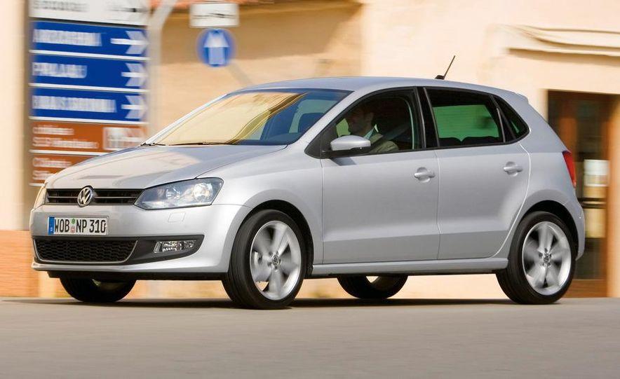 2009 Volkswagen Polo - Slide 9