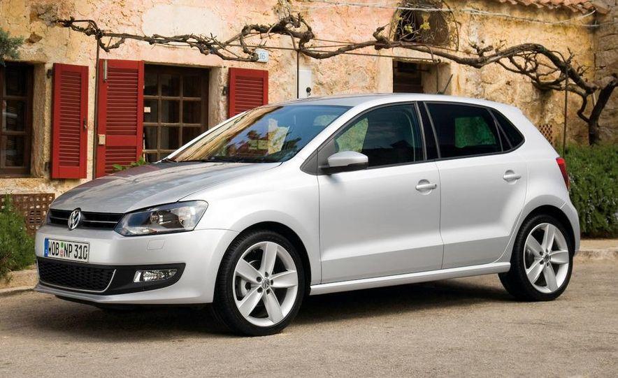 2009 Volkswagen Polo - Slide 10