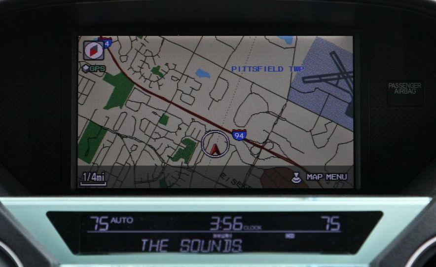 2009 Honda Pilot Touring 4WD - Slide 30