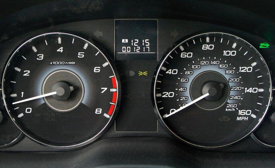 2010 Subaru Legacy 2.5GT - Slide 13