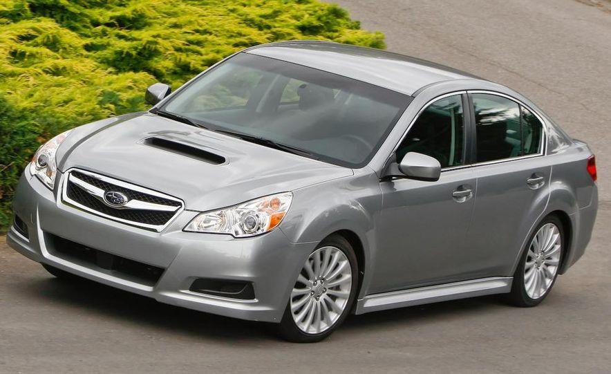 2010 Subaru Legacy 2.5GT - Slide 1