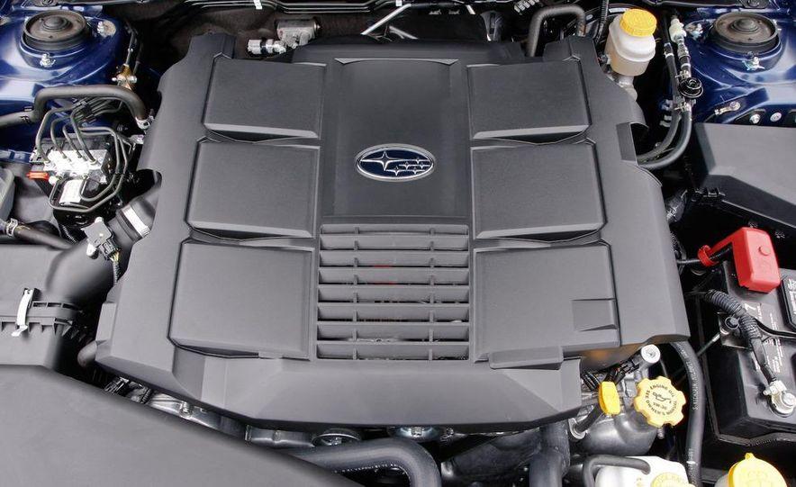 2010 Subaru Legacy 2.5GT - Slide 40