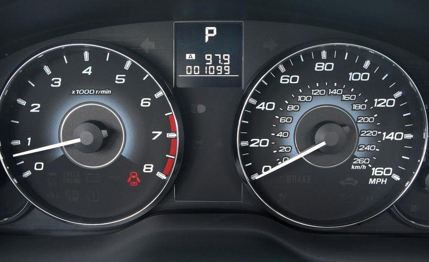 2010 Subaru Legacy 2.5GT - Slide 38