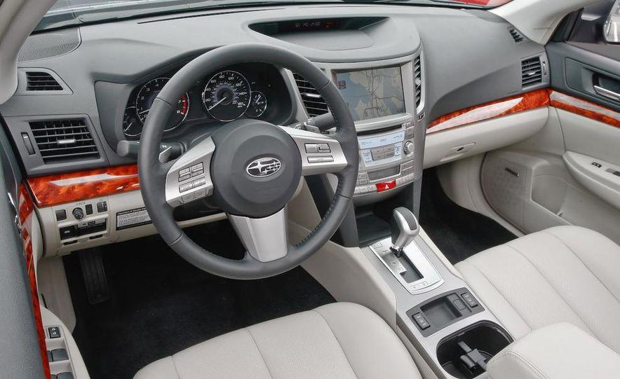 2010 Subaru Legacy 2.5GT - Slide 36