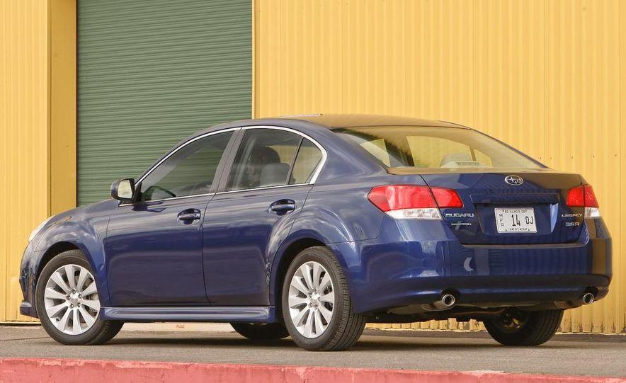 2010 Subaru Legacy 2.5GT - Slide 34