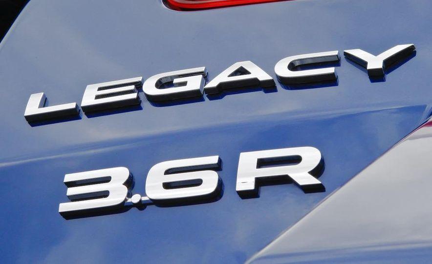 2010 Subaru Legacy 2.5GT - Slide 43