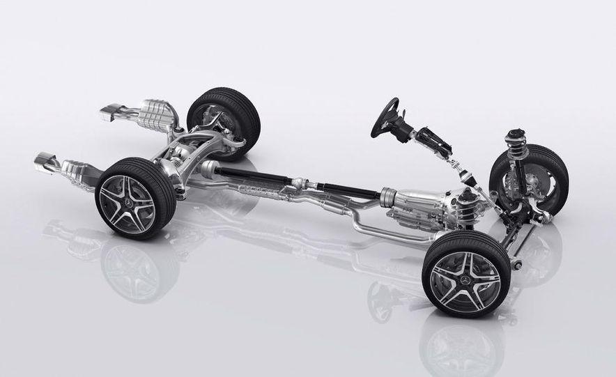 2010 Mercedes-Benz E63 AMG sedan - Slide 30