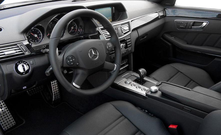 2010 Mercedes-Benz E63 AMG sedan - Slide 24