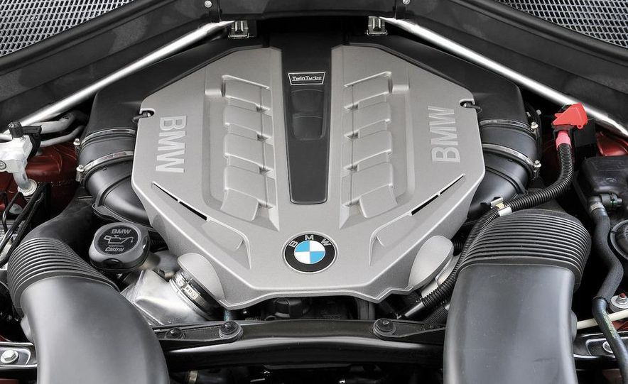 2009 BMW X6 xDrive50i - Slide 16