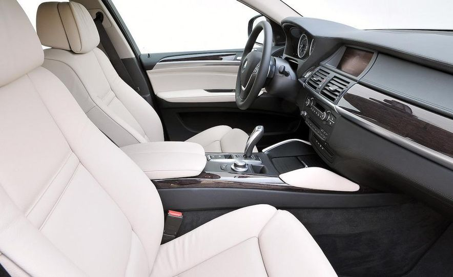 2009 BMW X6 xDrive50i - Slide 18