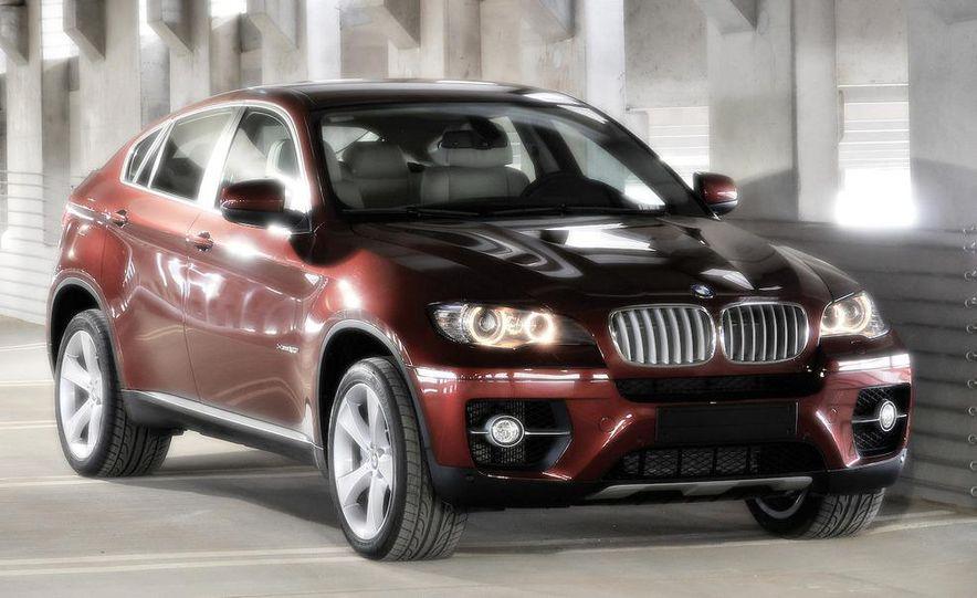 2009 BMW X6 xDrive50i - Slide 8