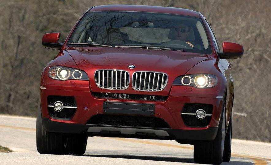 2009 BMW X6 xDrive50i - Slide 34