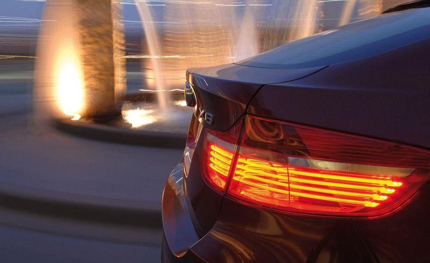 2009 BMW X6 xDrive50i - Slide 25