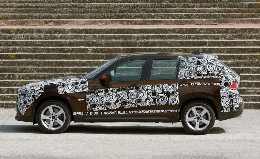2011 BMW X1s - Slide 111