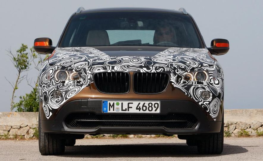 2011 BMW X1s - Slide 113