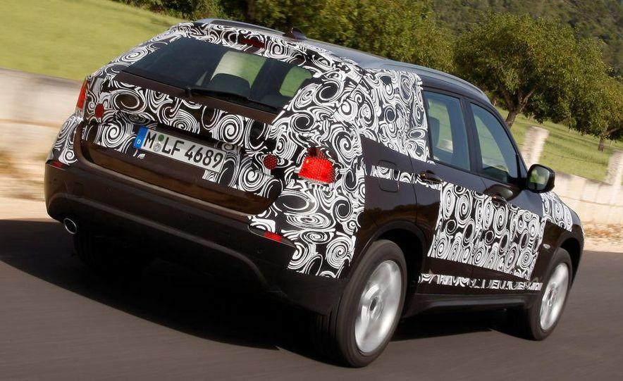 2011 BMW X1s - Slide 116