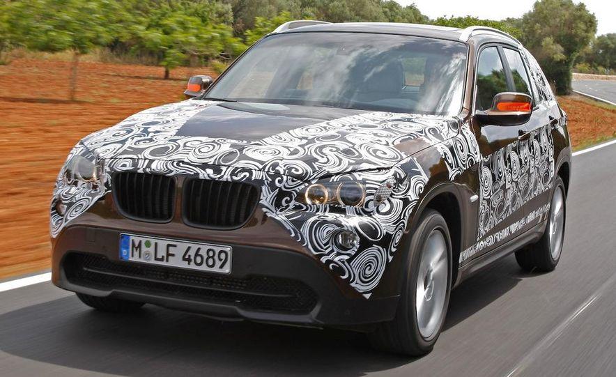 2011 BMW X1s - Slide 117