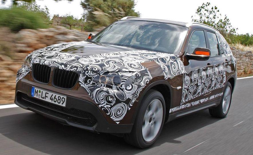 2011 BMW X1s - Slide 118