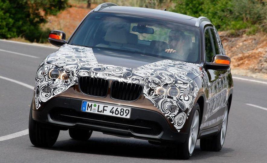 2011 BMW X1s - Slide 119