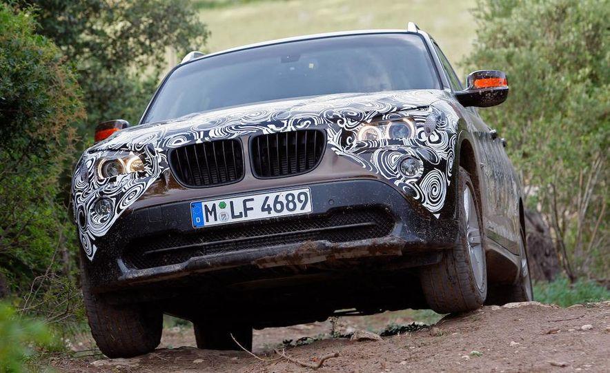 2011 BMW X1s - Slide 122