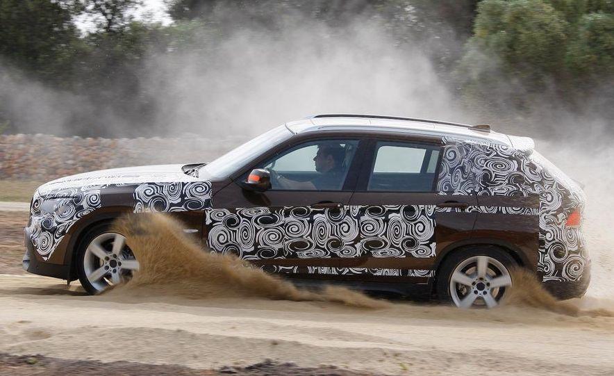 2011 BMW X1s - Slide 125