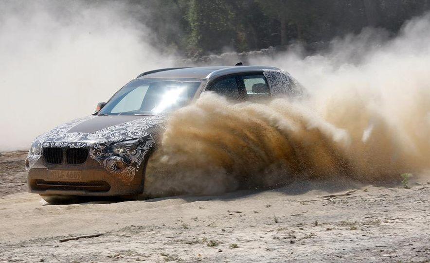 2011 BMW X1s - Slide 129