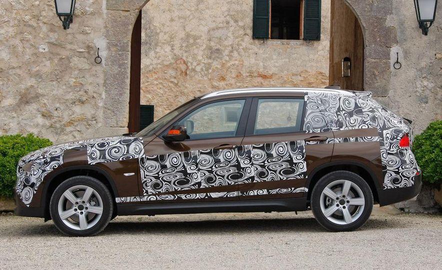 2011 BMW X1s - Slide 132