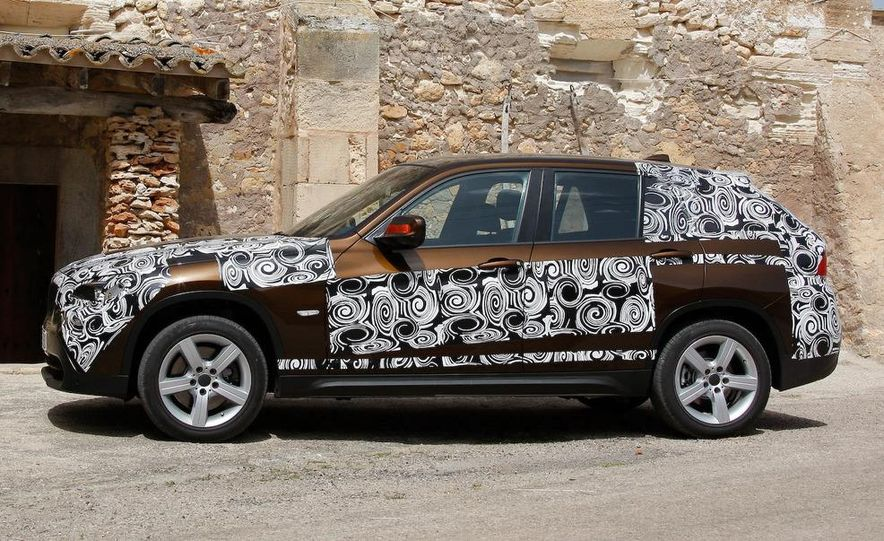2011 BMW X1s - Slide 134