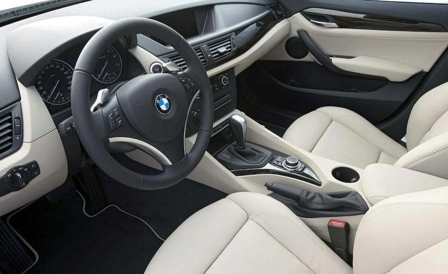 2011 BMW X1s - Slide 92