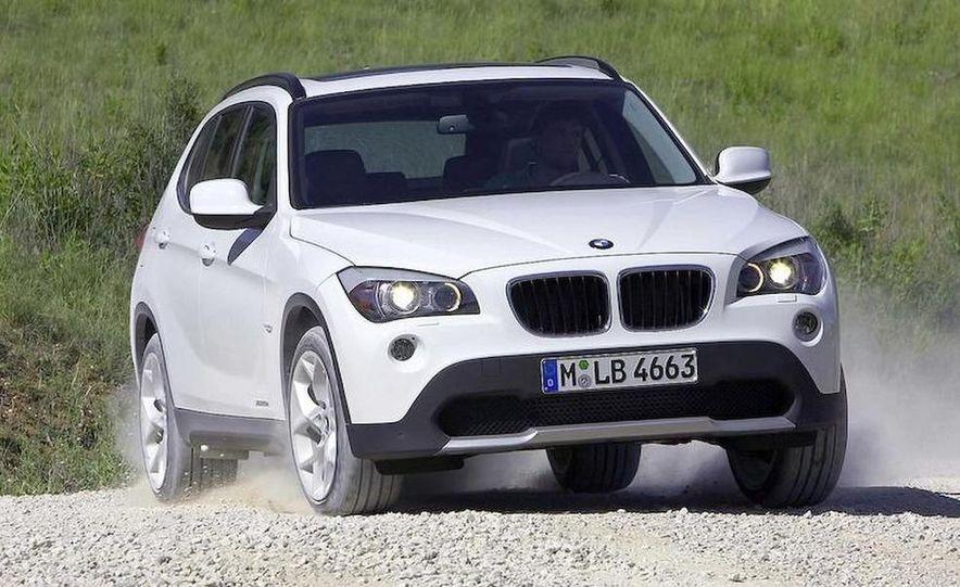 2011 BMW X1s - Slide 61