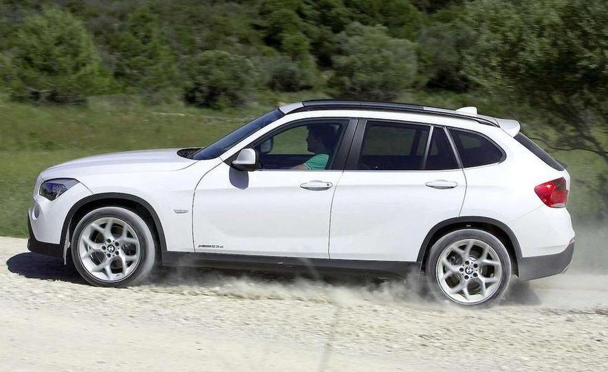 2011 BMW X1s - Slide 62