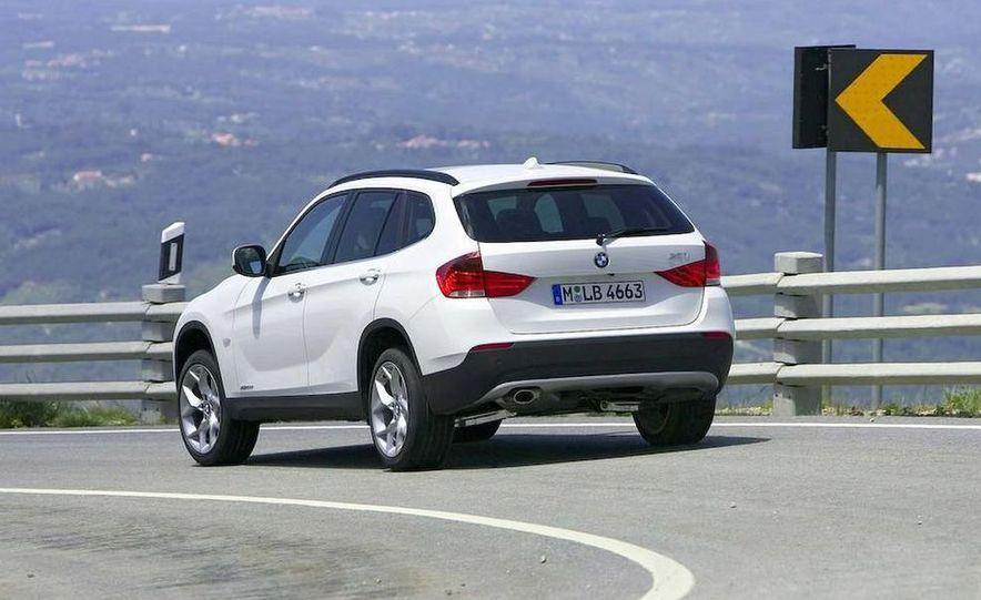2011 BMW X1s - Slide 63