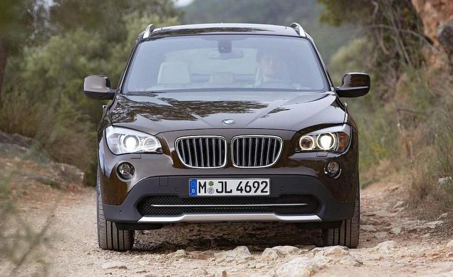 2011 BMW X1s - Slide 4
