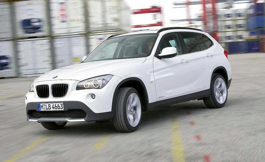 2011 BMW X1s - Slide 64