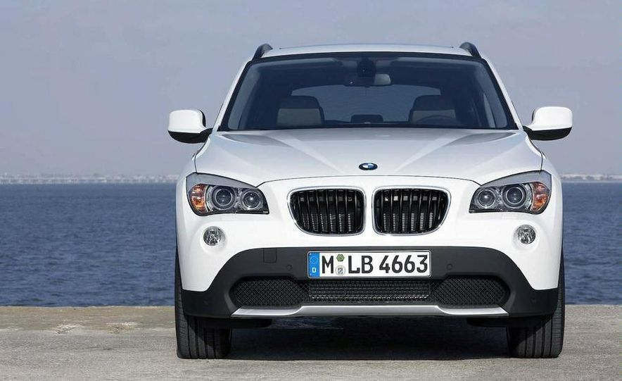 2011 BMW X1s - Slide 67