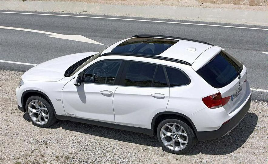 2011 BMW X1s - Slide 68